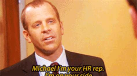 Toby On The Office by The Office Gif Find On Giphy