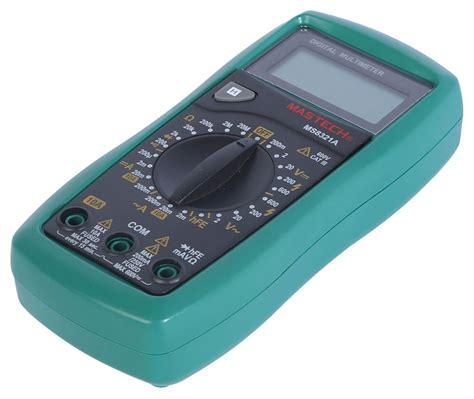 Multi Tester Digital Kecil Pocket Size Digital Multimeter Dt830b mastech pocket size digital multimeter wagner store