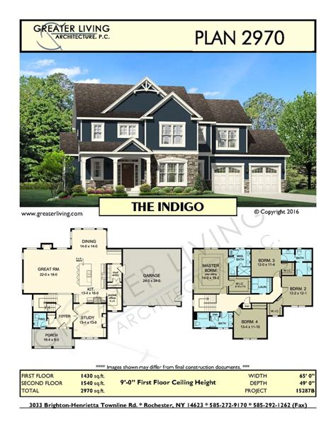 2 story home floor plans best 25 2 story house design ideas on