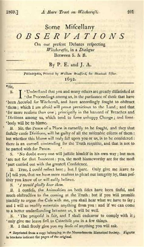 Salem Witch Trials Essay by 1692 Salem Expository Essay Assignment