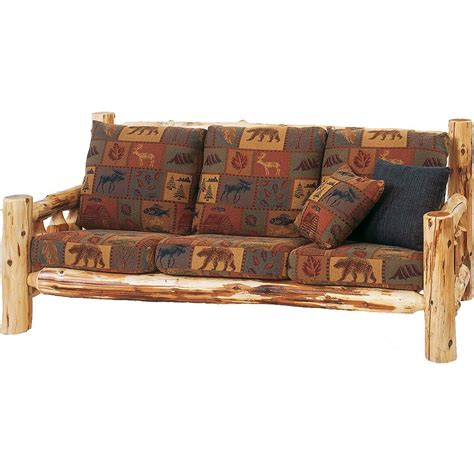 Wyoming Loveseat And Sleeper Sofa Cabin Place Cabin Bed With Sofa