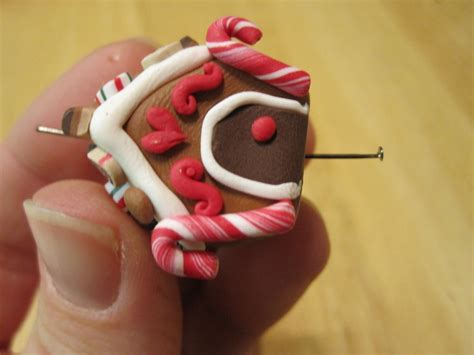 creator s joy polymer clay ornament tutorial how to make
