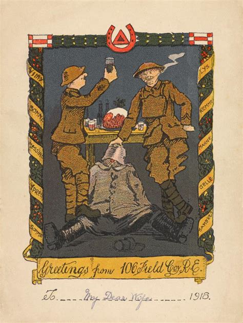 christmas    front news  world war  focus national army museum london