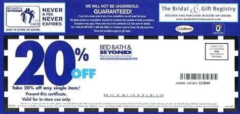 Do Bed Bath And Beyond Coupons Expire erin l amoureux de coop saving money