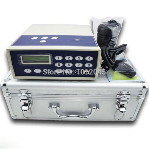 Detox Spa by Detox Machine Foot Spa Machine Ion Cleanse Foot Spa