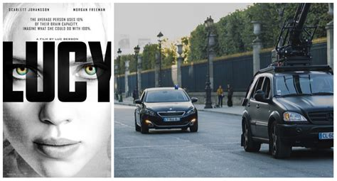 film lucy bioskop peugeot 308 jadi bintang dalam film lucy otomotif