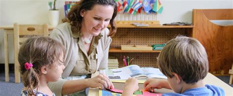 thesis montessori education montessori homework