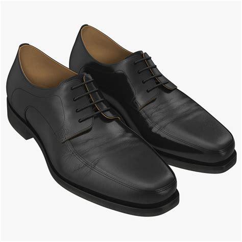 model shoes 3d shoes 5 model