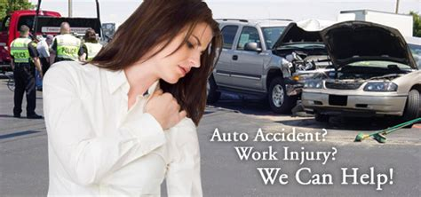 Car Insurance Personal Injury 5 by Touch Of Family Chiropractic Chiropractor In East
