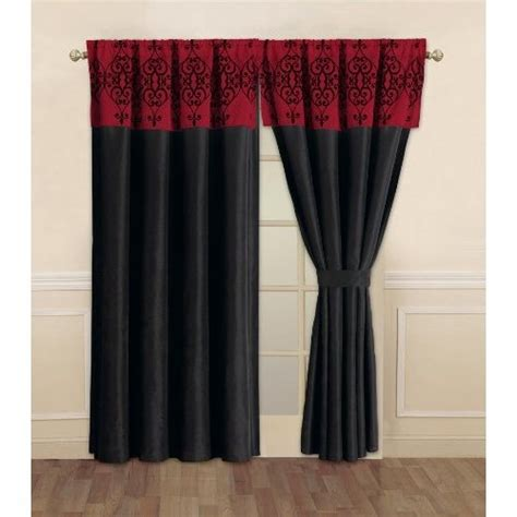 gothic style curtains gothic curtains home design