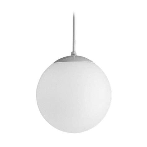 Mid Century Modern Mini Pendant Light White Opal Globes By White Globe Pendant Light