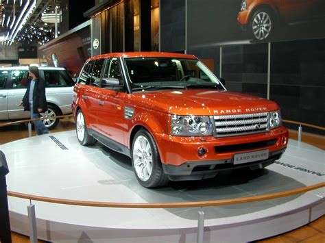 burnt orange range rover cars range rover autos post