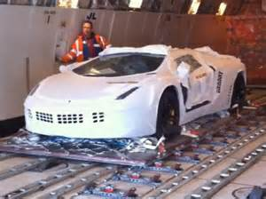 How Many Lamborghini Aventadors Were Made Photo Aston Martin Being Unloaded From Delta Airlines