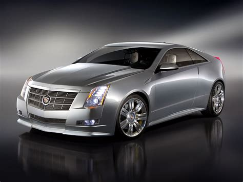 2008 Cadillac Cts Price by 2008 Cadillac Cts Coupe Concept Pictures Specifications