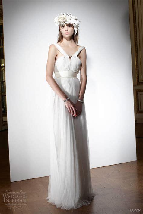 Lanvin Wedding Gown by Lanvin 2013 Wedding Dresses Blanche Bridal