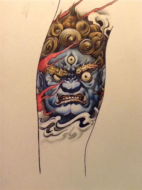 oni tattoo jepang 1000 images about japanese on pinterest tengu tattoo