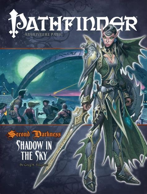 Shadow In The Sky paizo pathfinder 13 second darkness chapter 1