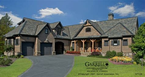 small craftsman house plans michael w garrell garrell 92 best images about house plans 4 500 5 000 s f on