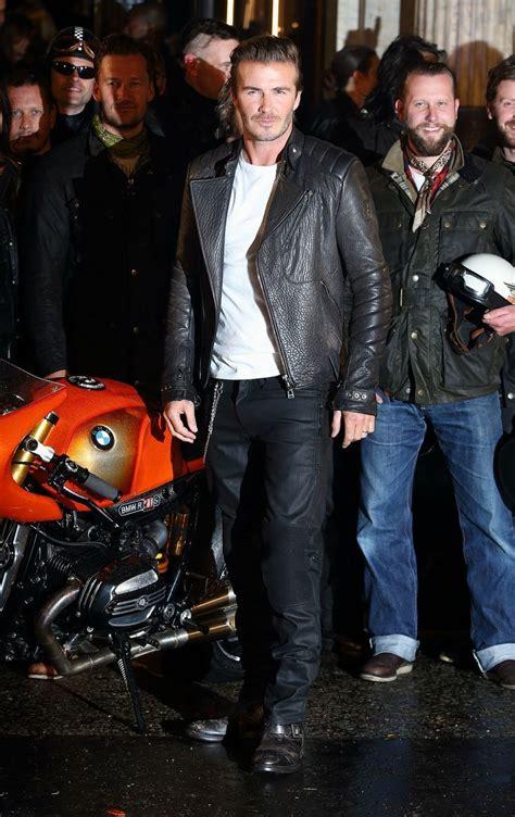 Beckham Vovolia 9810 1 Leather best dressed david beckham leather jacket handsome leather jackets leather