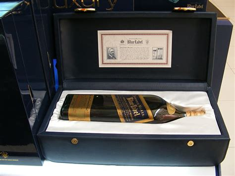 Premier Collection 800 Ml file johnnie walker blue label jpg wikimedia commons