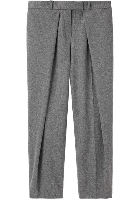 Stylish Slouchy Trousers by Carven Slouchy Pant Womenswear Slouchy