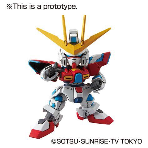 Sd Gundam Ex Standard Try Burning Gundam Sd sd gundam ex standard 011 try burning gundam