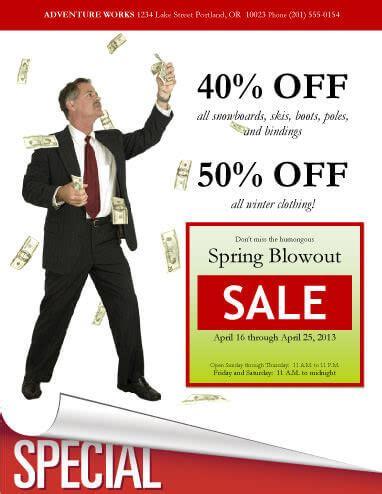 marketing flyers templates 15 marketing flyer templates free