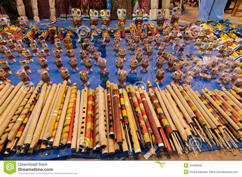 design art kolkata flutes art work indian handicrafts fair at kolkata