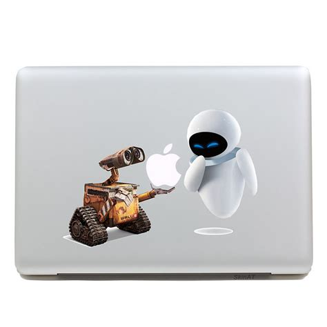 wall e sticker removable beautiful wall e fall in tablet sticker and laptop computer sticker for