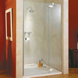 Hinged Shower Door Hinged Shower Door Glass Panel Right 1400x1950mm Lakes Italia La Vit1400r