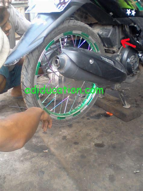 Ban Motor Matic Besar Waspadai Pasang Ban Ukuran Besar Pada Motor Matic Cari Tau