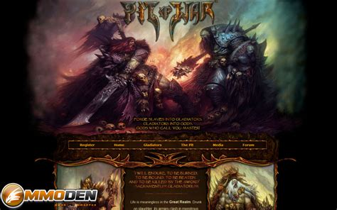 wars pit pit of war review news walkthroughs mmoden