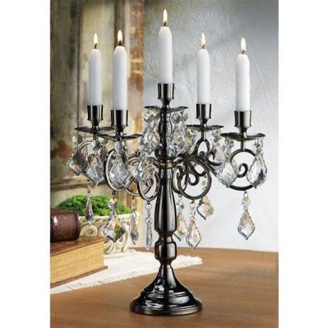 terra 14 quot metal candelabra candle holder centerpiece