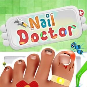 Nail Spelletjes by Nail Doctor Spel Funnygames Nl