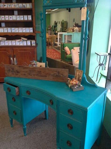 teal vanity vanity painted teal painted furniture