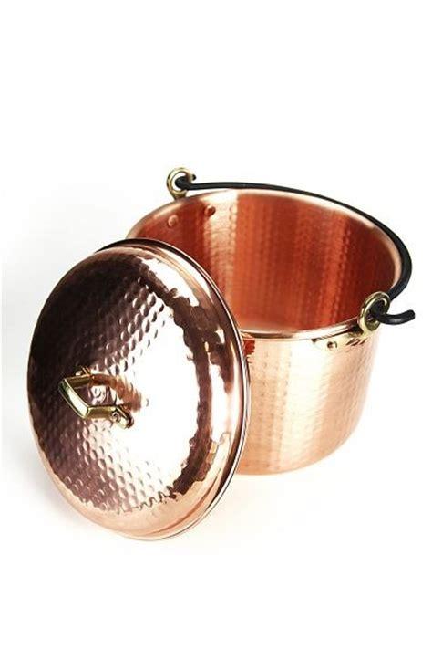 Marmelade Zu 5305 by Coppergarden 174 Kupfertopf 8 Liter 24 Cm Geh 228 Mmert Mit