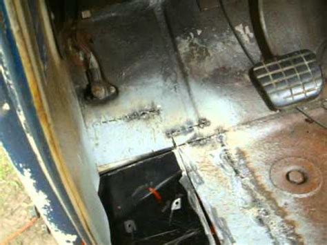 Fix A Floor 10 1 63 C10 Floor Repair Part 1