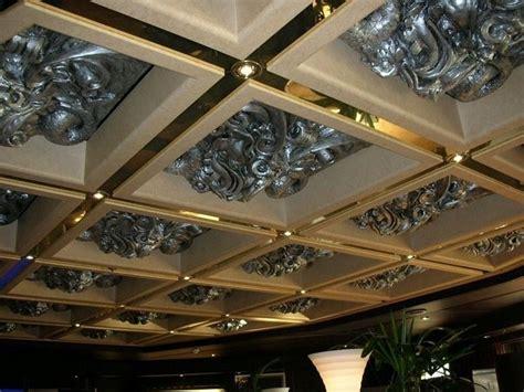 soffitto a cassettoni soffitti a cassettoni controsoffittature realizzare un