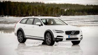Volvo V 90 Station Wagon 2017 Volvo V90 Station Wagon Review With Price Horsepower