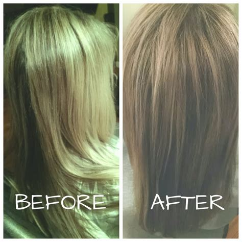 haircut hair color experts before and after cut and balayage ombre color yelp of hair