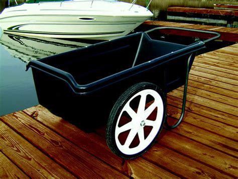 boat dock cart dock pro dock carts solid tires