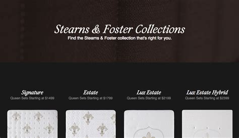 Stearns And Foster Top 313 Complaints And Reviews About Stearns Foster Bedding