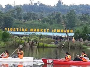 Wisata Bandung Ragam Wisata Dan Kuliner Indonesia Floating Market