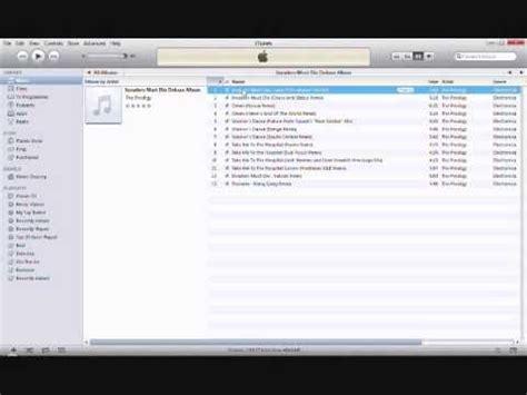 youtube tutorial itunes how to insert album art into itunes tutorial youtube