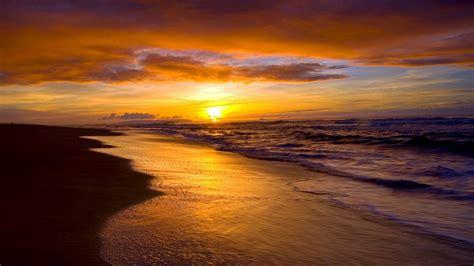 hawaii beach sunrise images hd wallpaper desktop