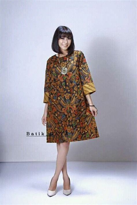 Dress Andien 30 best model baju batik dress images on batik dress batik fashion and kebaya