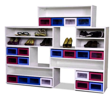Rak Sepatu Modern contoh model rak tempat sepatu minimalis terbaru