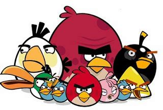 gambar kartun angry birds the knownledge
