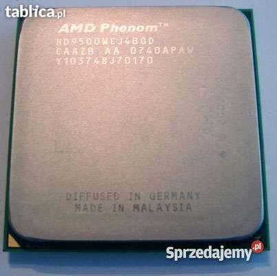 Processor Amd Phenom X4 9500 22 Ghz 1 amd phenom x4 9500 am2 2 2 ghz okazja sprzedajemy pl