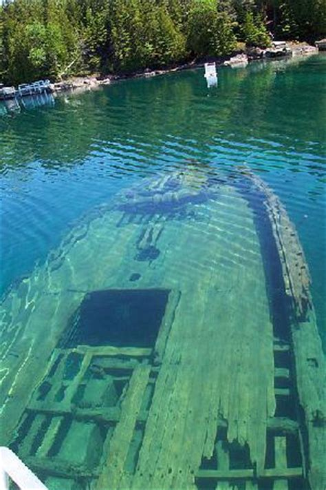 Canada Sweepstakes - the wreck of the sweepstakes picture of tobermory bruce county tripadvisor
